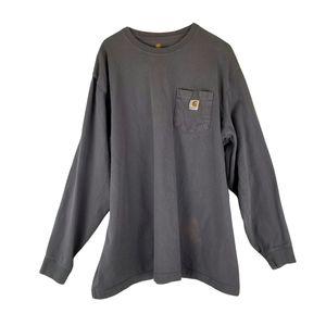 Carhartt Work Cotton Sweatshirt